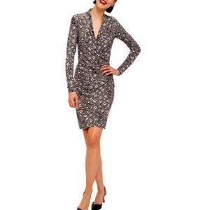Norma Kamali Dresses & Skirts - • NORMA KAMALI • leopard print wrap dress