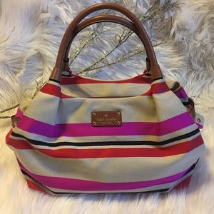 kate spade Handbags - NEW Kate Spade Adrianna Oak Island Kaleigh Satchel