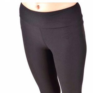 LuLaRoe Pants - Solid Black Capris free chocker or bracelet