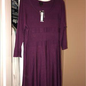 Worthington Woman dress, size 1X NWT