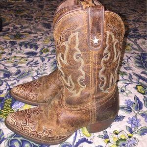 Tony Lama Other - SALE ❤️Girls Tony Lama Leather Cowgirl Boots ❤️