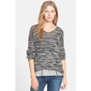 Eileen Fisher Sweaters - Eileen Fisher salt & petter Box Top Sweater