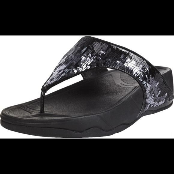 b4284ec3a24 Fitflop Shoes - Fitflops with ombré sequin detail