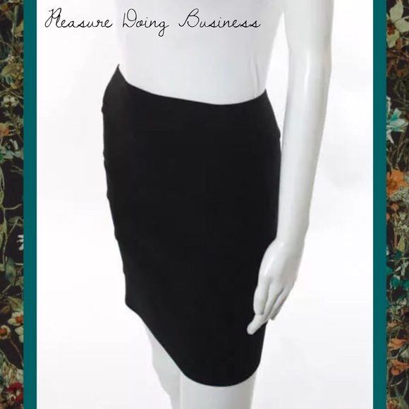 Pleasure doing business skirt