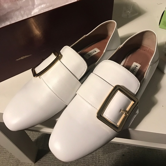 4f76ca5277c Bally Shoes - new!Bally loafers   Janelle Buckle Slipper