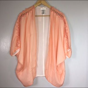 ❇️ Peach Kimono