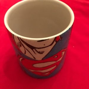 Superman cup size 12 ounces