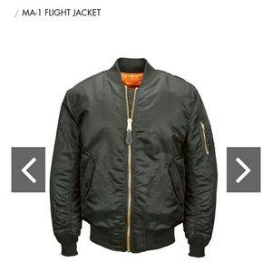Alpha Industries  Jackets & Blazers - ALPHA INDUSTRIES MA-1 jacket