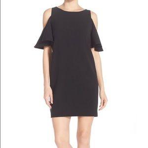 chelsea Dresses & Skirts - Chelsea cold shoulder shift dress