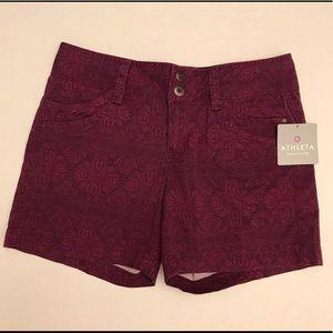 Athleta Pants - NWT Athleta Seaside Short