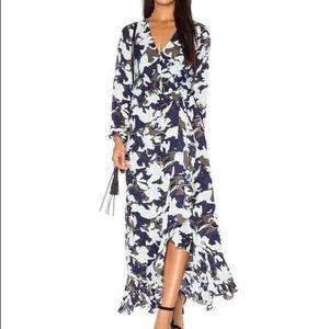 Parker Dresses & Skirts - NWOT Parker July Leaf Print Maxi Dress in Belize
