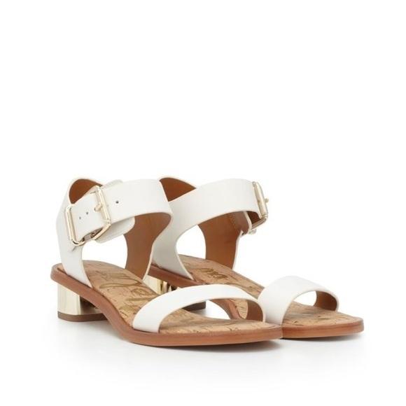 5ae87b2c037447 Sam Edelman Trixie sandal white