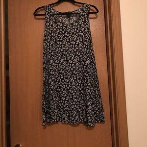 Forever 21: Floral Dress