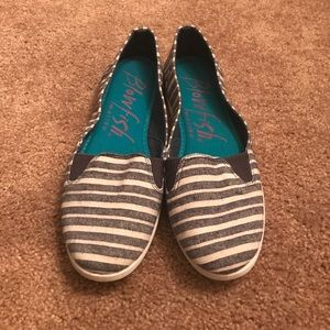 Blowfish Shoes - Striped sneakers