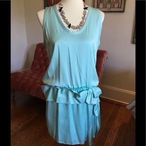 Hoss Dresses & Skirts - Amazing Hoss Turquoise dress