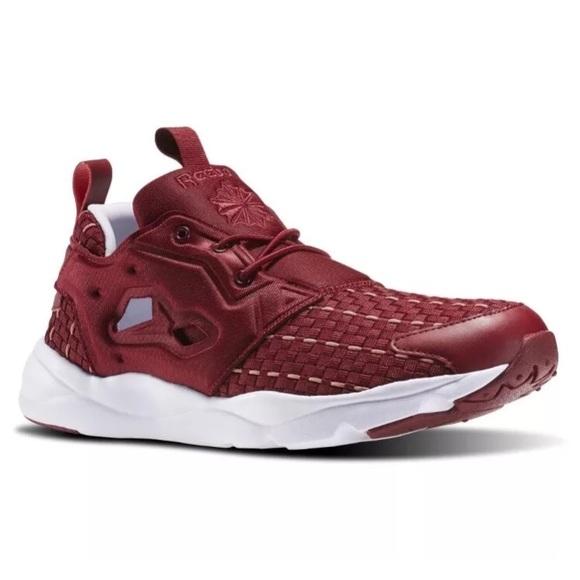 hot sale online 823d7 3046c Reebok Furylite New Woven Men s Shoes AR3447