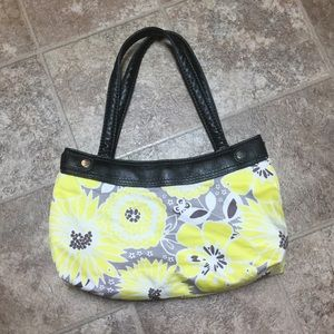 Thirty One Handbags - Thirty One Fitted Skirt Purse and Yellow Skirt NEW