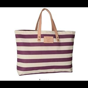Will Leather Goods Handbags - GUC  Will Leather goods canvas tote
