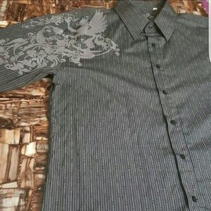 191 Unlimited Other - Unlimited 191 men's dress shirt