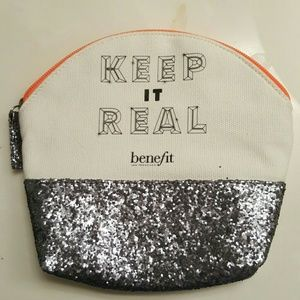 Benefit Keep It Real Makeup Bag