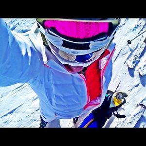 Oakley Ski, Snowboard Goggles (White)
