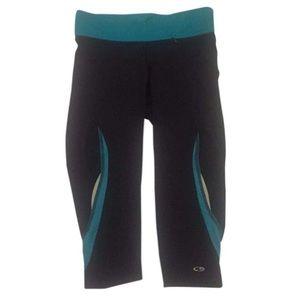 Champion Pants - Athletic Capri Leggings