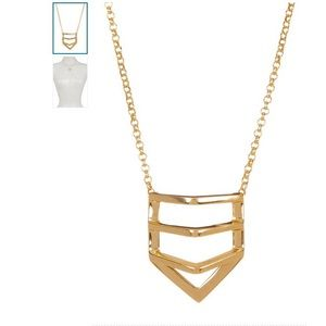 Botkier Jewelry - Botkier 12K gold plated pendant necklace