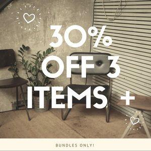 Tops - 3+ Bundle discount