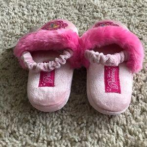 801f5268e30 Disney Shoes - NWT Disney Princess Slippers