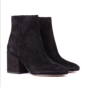 Sam Edelman Shoes - New Black Suede Sam Edelman Booties!!