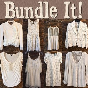 Bundle It! Buy any 3 items & you get 15% Off!