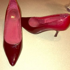 BC Footwear Shoes - BC Patent Leather Ombré Heels