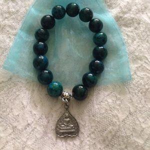 Jewelry - Yoga stone mala bracelet