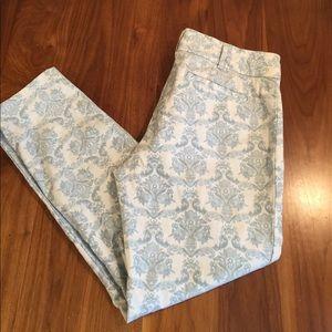 Anthropologie Pants - Anthropologie Cartonnier Charlie Brocade Pants