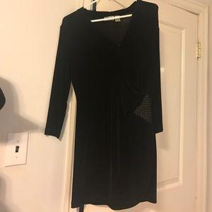 Chico's Dresses & Skirts - Chico's black cocktail dress