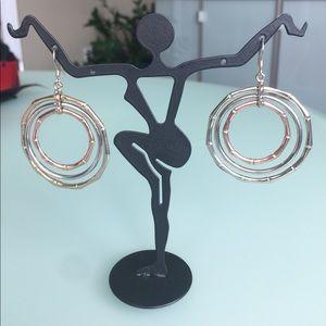 Park Lane Jewelry - Park Lane Bamboo Earrings