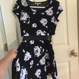 Dresses & Skirts - Salsa Mesh Flare Dress
