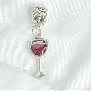 Jewelry - 🦄5 for $35🦄 Wine Charm