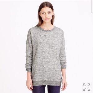 J. Crew Tops - J. Crew Oversize Sweatshirt