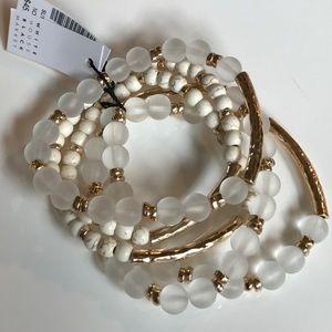 White House Black Market Jewelry - 🏆STUNNING WHITE HOUSE BLACK MARKET BRACELET🏆