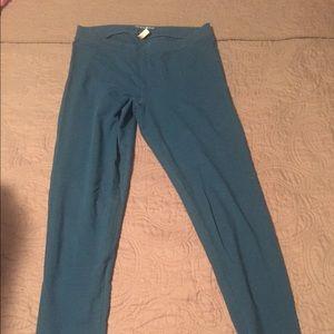 Fashion Bug Pants - Teal Fashion Bug leggings