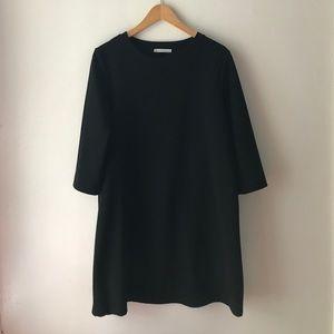 Zara 3/4 sleeve dress