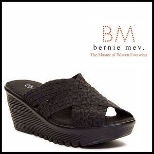 bernie mev. Shoes - ❗️1-HOUR SALE❗️BERNIE MEV SANDALS Wedge Sandals