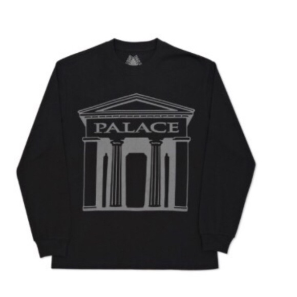 a7534c6e3450 Palace London longhold long sleeve. M 5904a8a02ba50aef4f006027