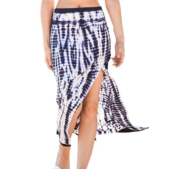 633185fee2d3 Tie Dye Marina Maxi Skirt