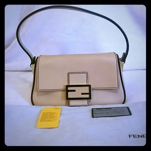 Fendi Handbags - FENDI MINI MAMMA FENDIforever vitello bought2/2013