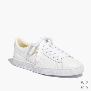 Madewell Shoes - Puma Basket Classic Leather Sneakers