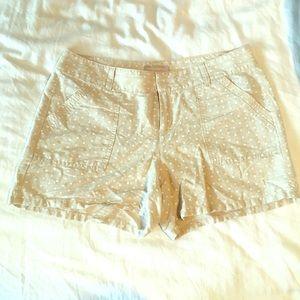 Banana Republic Linen Shorts - 4 inch inseam