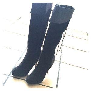 Shoes - Calf Boots NWOT