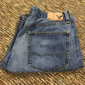 American Eagle Outfitters Other - 36x34 AE Men's Jeans Relaxed Straight.